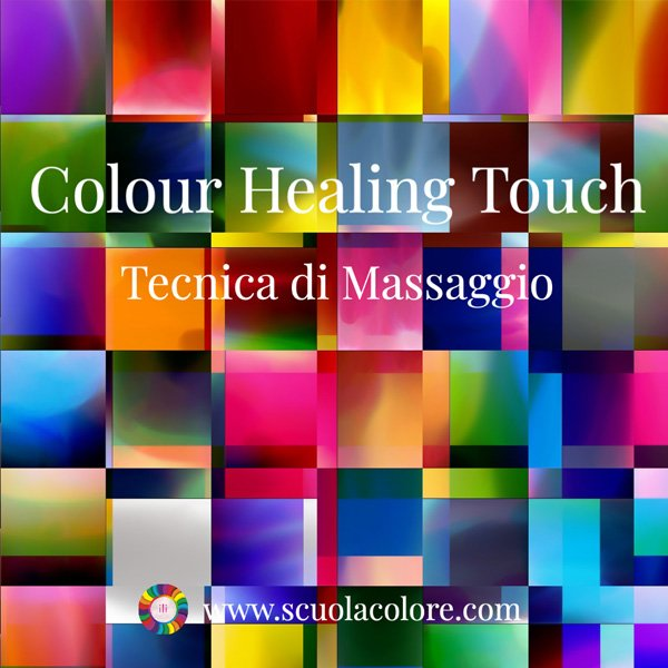 Colour Healing Touch