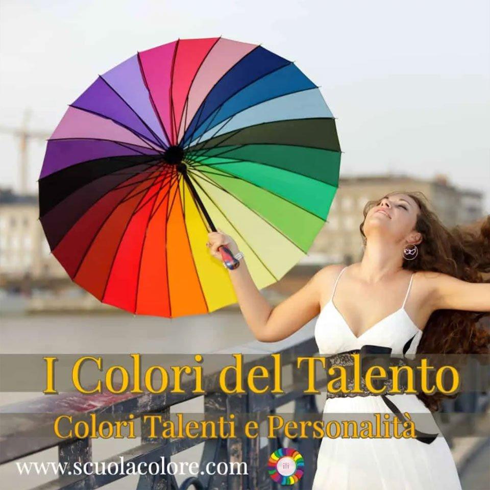 I colori del talento